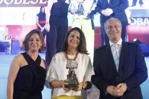 Isabel Ambrosio, Silvia Mellado y Juan Pablo Durán. -