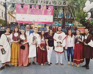 Fuente Obejuna estuvo presente en la Shopping Night de Córdoba