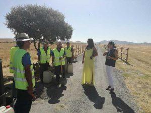 Concluyen los trabajos de acondicionamiento de la vía verde