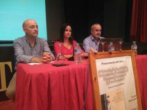 """Presentación de """"Historia de la villa de Fuente Obejuna y sus aldeas"""