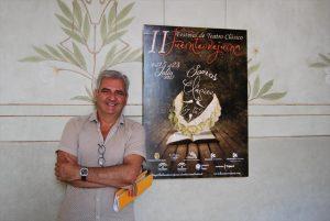 Rafael Torán, director de la ESAD de Córdoba y codirector de los cursos. - EVA M. HERAS