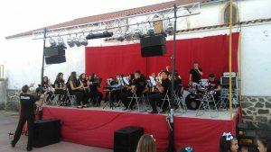 Audición musical de final de curso